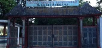 """Un consilier local cere ca intrarea în parcul """"Iuliu Haţieganu"""" să fie gratuită"""