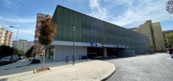 Cluj-Napoca : Al treilea parking finalizat în această toamnă.