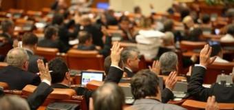 """Guvernul Grindeanu a primit votul de învestire din partea Parlamentului – 295 de voturi """"pentru""""."""