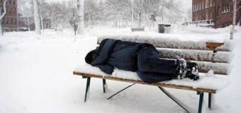Cluj-Napoca: Dacă vedeți persoane fără adăpost nu le lăsați în frig!  Anunțați poliția locală pentru a fi duse la centru social unde  vor fi îngrijite și hrănite