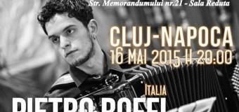 """De la baroc la contemporan"" – Pietro Roffi în Noaptea Muzeelor la Muzeul Etnografic"