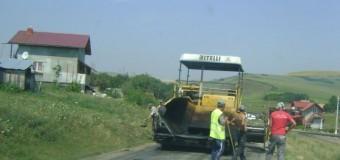 Au demarat lucrările de întreţinere pe drumul județean Turda – Ploscoş