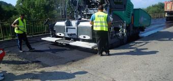 CJ Cluj anunță reabilitarea podurilor situate pe drumul judeţean DJ 109D Jucu