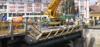 Cine va construi noul pod Traian? Licitaţia pentru execuţia Podului Traian a fost adjudecată