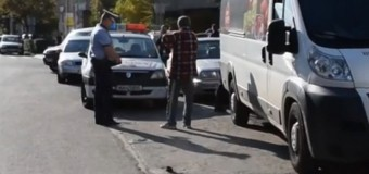 Peste 60 de polițiști, jandarmi și polițiști locali au participat la o acțiune în Piața Mărăști.  Ce nereguli au descoperit?