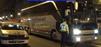 Razie în cartierul Mărăști. Polițiștii au dat amenzi de peste 14.000 lei, iar patru șoferi au rămas fără permise de conducere