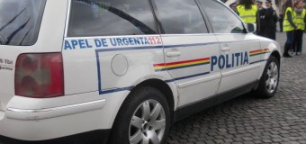 UPDATE – Câmpia Turzii: Două persoane reținute după un scandal. Un polițist a fost nevoit să folosească arma din dotare.