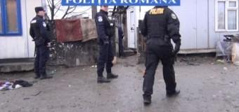 Polițiștii și jandarmii clujeni au ieșit la acțiuni pentru prevenirea faptelor antisociale. 14 persoane au ajuns la secție