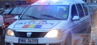 Tânăr de 18 ani prins de polițiști după ce a accidentat mortal un bărbat în comuna Gârbău și a părăsit locul accidentului.