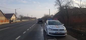 Polițiștii clujeni pe drumurile din județ. Sute de sancțiuni și puncte de penalizare au fost aplicate.