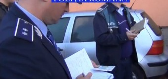 UPDATE -Baciu: Percheziții la domiciliul mai multor persoane bănuite de furt din locuințe