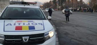 Acțiuni ale polițiștilor clujeni. Sute de sanctiuni aplicate șoferilor în prima parte a weekend-ului
