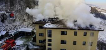 ISU Cluj răspunde acuzațiilor referitoare la incendiul din Florești și explică pas cu pas acțiunile pompierilor.