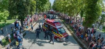 Ziua Pompierilor va fi sărbătorită în Parcul Central cu expoziții, demonstrații și jocuri interactive