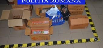 Peste 2.000 de articole pirotehnice, confiscate de poliţişti din pieţele clujene.