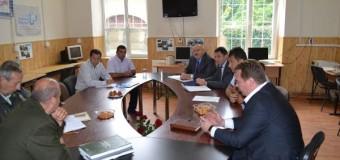 Vizită de informare a prefectului judeţului Cluj în localităţile Băişoara şi Iara