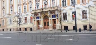 Program special de funcționare la Primăria Cluj-Napoca.