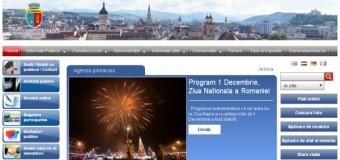 Primăria Cluj-Napoca nu va avea program cu publicul luni, 1 decembrie 2014, cu ocazia Zilei Naţionale a României