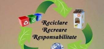 Campanie ecologică la Floreşti. Vezi ce presupune şi cum te poţi implica