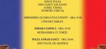 Cum va fi sărbătorită Ziua de 1 Decembrie la Cluj-Napoca? Vezi programul.