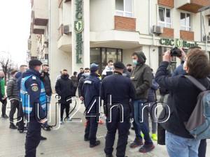 protest masuri guvern cluj 5