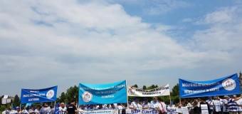 FSLI începe protestele – miercuri şi joi pichetează Ministerul Muncii