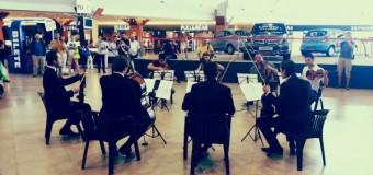 Primul festival din România dedicat cvartetelor de coarde: Cluj, Iulius Parc, 29-31 august.