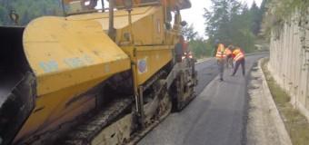 Stadiul lucrărilor la proiectul de la Răchițele-Prislop-Ic Ponor,   la 27 august 2015