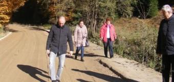 [Foto] Seplecan a verificat lucrările de modernizare a drumului Răchiţele-Ic Ponor. Ce nereguli au fost găsite?