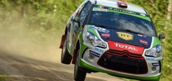 Final cu timpi de top 3 pe probele speciale și locul 5 în clasamentul Junior WRC pentru Simone Tempestini