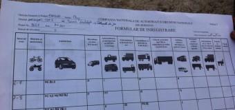 RAADPP Cluj a defăşurat etapa a 9-a a recensământului vehiculelor