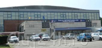 Primăria Cluj-Napoca anunță închiderea accesului în parcarea de la Sala Sporturilor.
