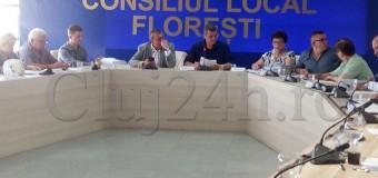 Ședința CL Florești – 31 mai 2018