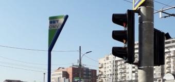 Atenție șoferi, semaforizare pe Calea Turzii nr. 77.