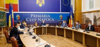 """Au fost semnate contractele pentru studiile de prefezabilitate și fezabilitate pentru proiectul """"Metrou și Tren Metropolitan Cluj"""""""