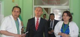 Structuri medicale reabilitate şi modernizate la Spitalul Militar Cluj. Consiliul Judeţean Cluj