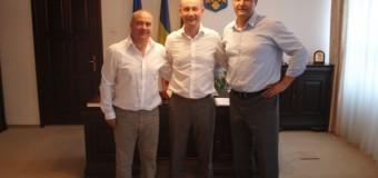 Consiliul Judeţean Cluj susţine tenisul românesc