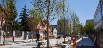 Cluj-Napoca: Lucrarile la prima strada smart din Romania se apropie de final