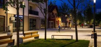 Locul I pentru modernizarea străzii Piuariu Molnar.