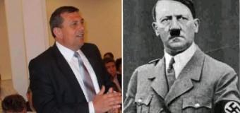 """Primarul din Floreşti a confirmat:""""Mein Kampf este o carte pe mintea mea"""""""
