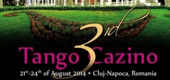 Festivalul Internaţional de Tango Argentinian începe mâine. Vor fi cursuri şi în cadrul Zielor Culturale Maghiare