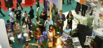 Târgul educaţional pentru elevi în vederea susţinerii activităţii de consiliere şi-a deschis porţile la Sala Polivalentă