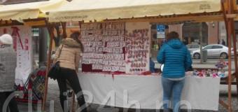 Cluj-Napoca:16 amplasamente pentru comercializarea de martisoare. Iata lista locatiilor.