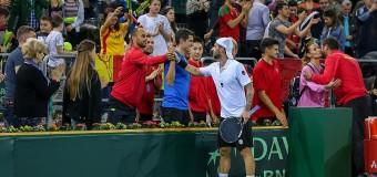 Meciul România – Polonia, din Cupa Davis by BNP Paribas, se va juca la Cluj- Napoca, pe zgură. Biletele au fost puse în vânzare.