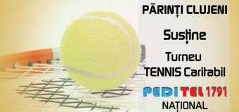 A V-a ediţie a turenului Tennis Cup Părinţi Clujeni va avea loc sâmbătă