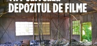 2328 de euro pentru salvarea depozitului de filme din Cluj