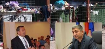 De ce încearcă Tișe și primarul din Florești să  capteze atenția floreștenilor pe ferma de pui? Soluția pentru deșeuri ar putea fi mai puturoasă