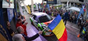 Show-ri de marcă în debutul BT Transilvania Rally powered by Ford