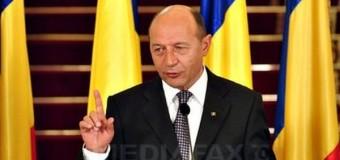 Băsescu nu vrea reducerea CAS