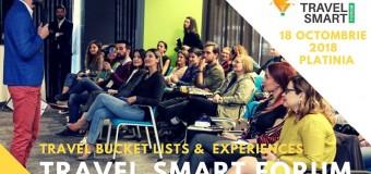 De neratat! Travel Smart Forum ajunge la Cluj-Napoca cu cea de a doua editie – 18 octombrie 2018. Află detalii.